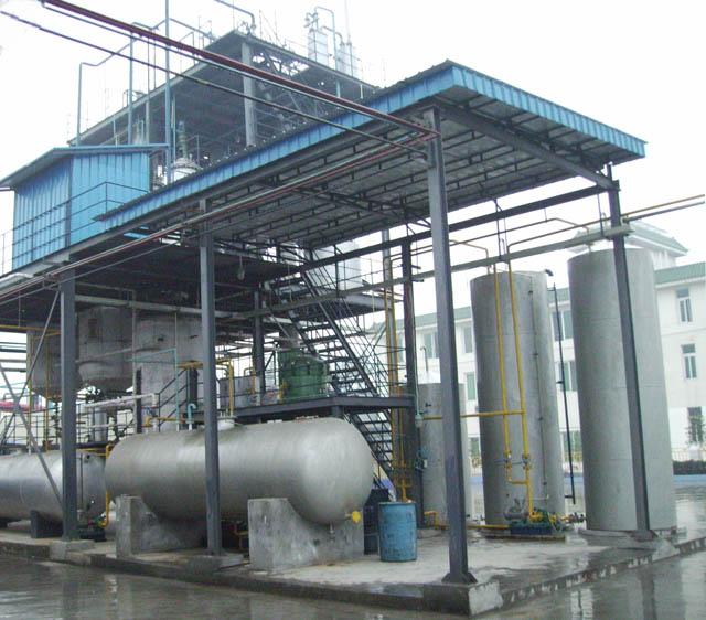 生物柴油生产设备