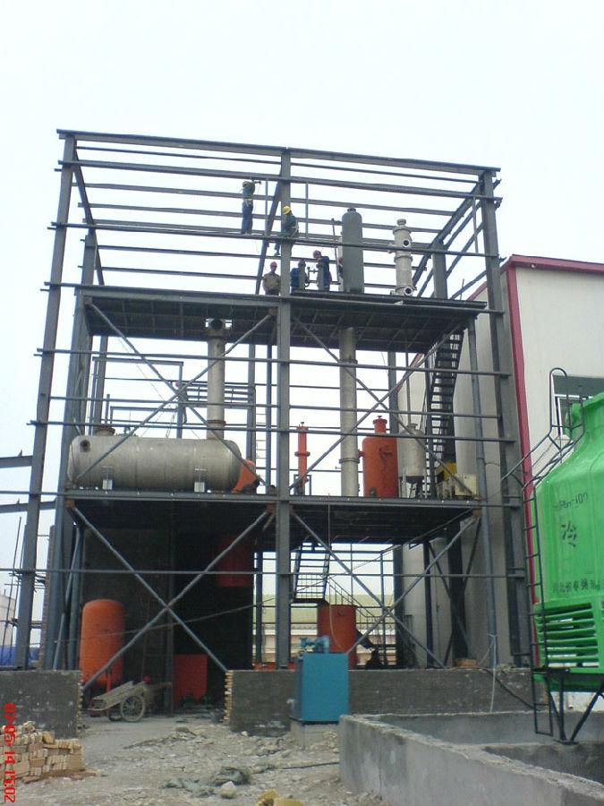 哈萨克斯坦客户案例-大豆油生产线
