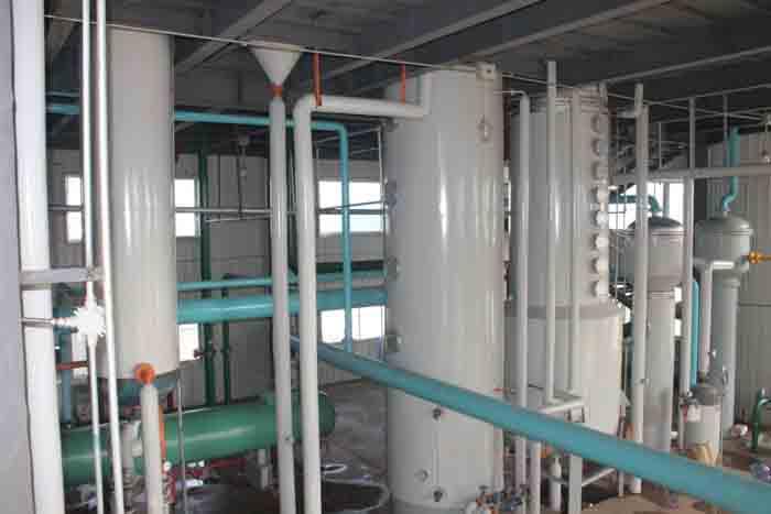 赞比亚客户案例-大豆油提取设备