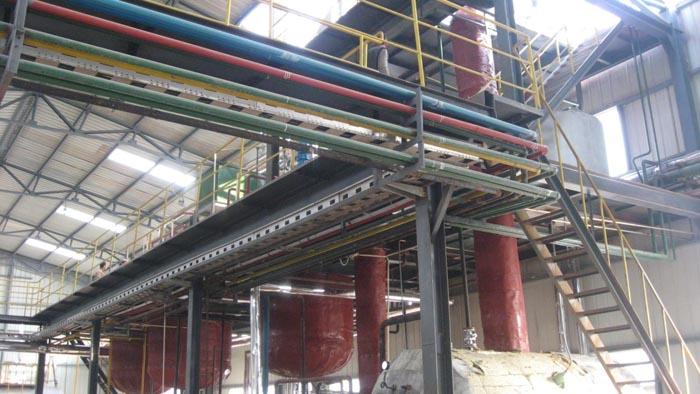 澳大利亚客户案例-生物柴油设备