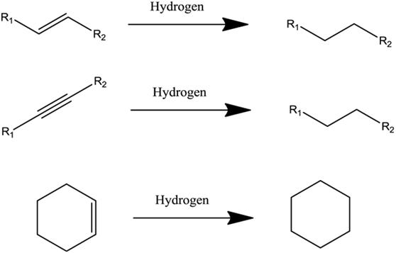 植物油氢化