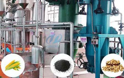 油脂加工厂需要哪些设备?