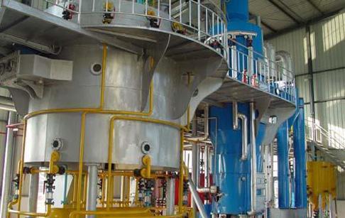 油脂浸出工艺中影响冷凝的因素