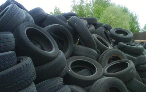 废旧轮胎回收再利用
