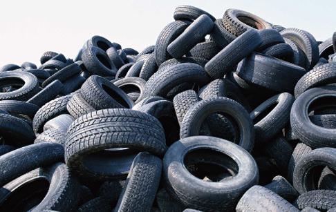 为什么旧轮胎可以炼油?