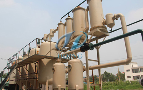 废机油提炼柴油设备