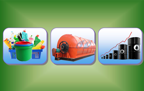 废塑料炼油设备多少钱