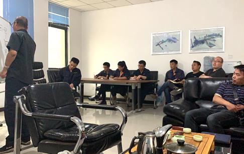 河南东盈热裂解技术交流会议在郑州召开