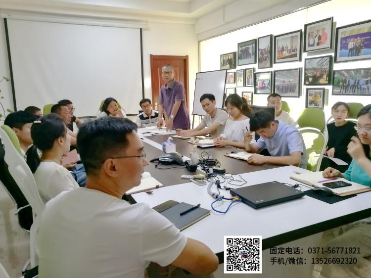 河南东盈开展轮胎炼油技术交流会议