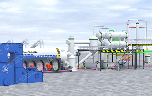 石油钻井废弃泥浆无害化处理设备